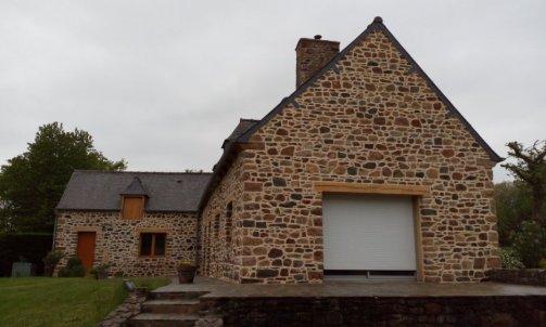 Agrandissement de maison Guingamp